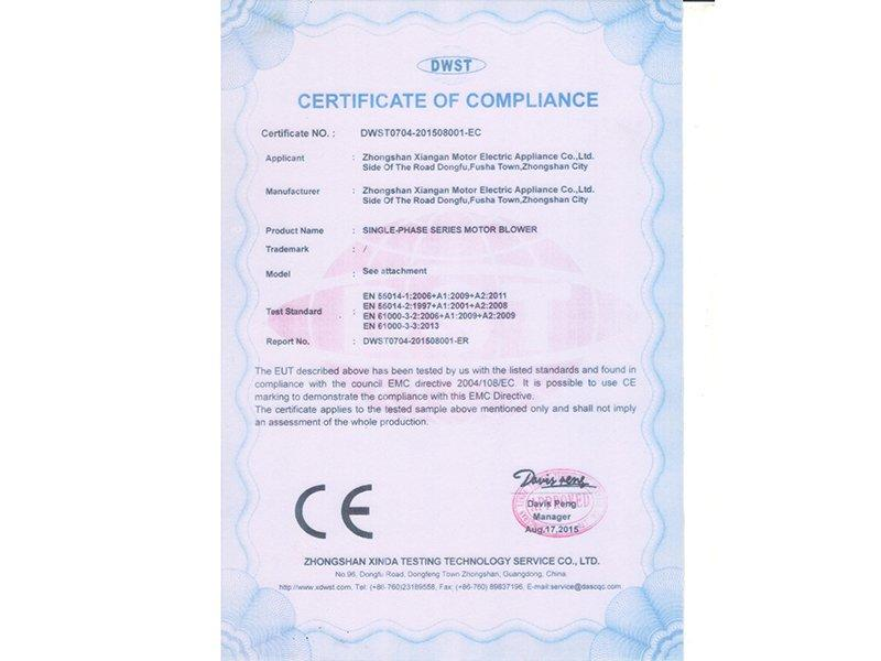 CE&ISO certificate_2