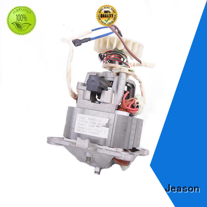 Jeason one speed high speed small electric motors design for machines